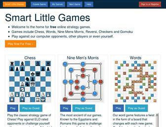 smartlittlegames.com screenshot