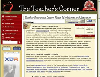 Thumbshot of Theteacherscorner.net