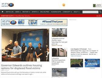 klfy.com screenshot