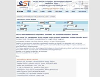 Thumbshot of Eserviceinfo.com