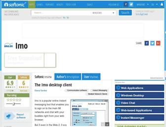 imo.en.softonic.com screenshot
