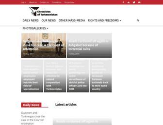 en.hronikatm.com screenshot