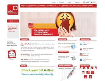 Thumbshot of Alfa.com.lb
