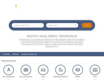 biznesfinder.pl screenshot