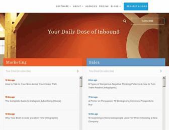blog.hubspot.com screenshot