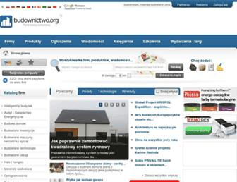 Thumbshot of Budownictwo.org