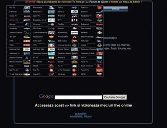 cool-tv.net screenshot
