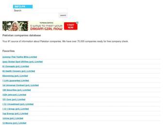 info-pk.com screenshot