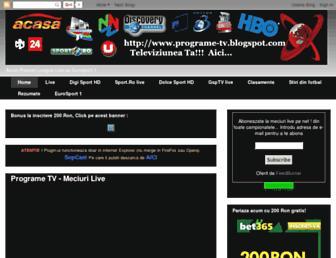 programe-tv.blogspot.com screenshot