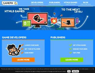 Thumbshot of Gamepix.com
