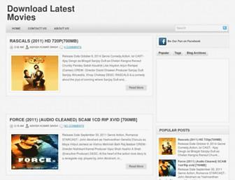 download-latest-movies-link.blogspot.com screenshot