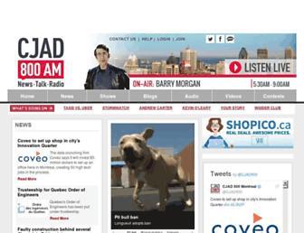 Thumbshot of Cjad.com