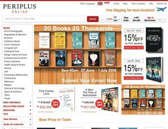 periplus.com screenshot