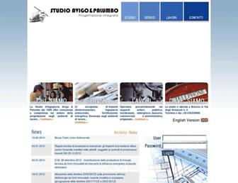 studioavigopalumbo.it screenshot