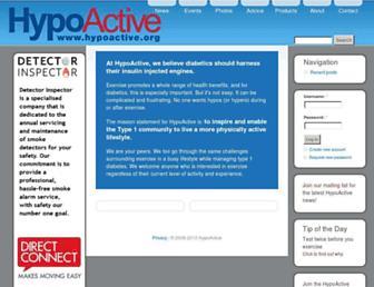 Thumbshot of Hypoactive.org