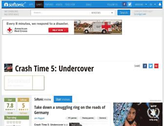 crash-time-5-undercover.en.softonic.com screenshot
