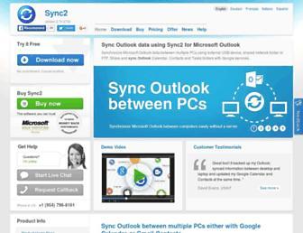 Thumbshot of Sync2.com