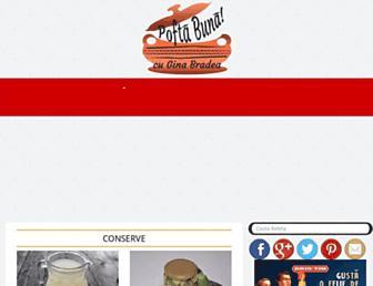 pofta-buna.com screenshot