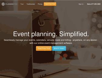 Thumbshot of Planningpod.com