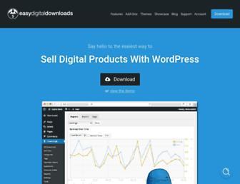 Thumbshot of Easydigitaldownloads.com