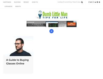 Thumbshot of Dumblittleman.com