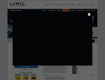 lumel.com.pl screenshot