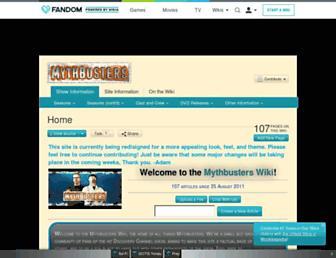 mythbusters.wikia.com screenshot