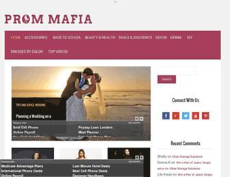 Thumbshot of Prommafia.com