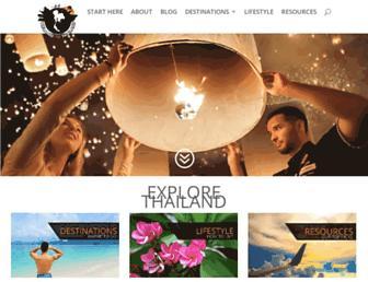 tielandtothailand.com screenshot