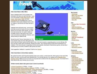 gh.ffshrine.org screenshot