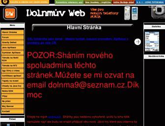 dolnma.wgz.cz screenshot