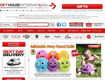 Thumbshot of Gifthouseinternational.com
