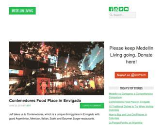 Thumbshot of Medellinliving.com