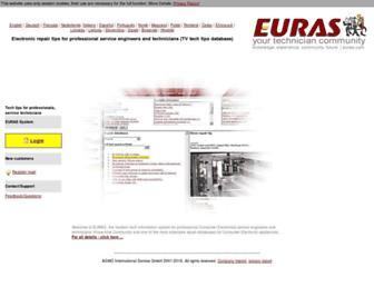 Thumbshot of Euras.com