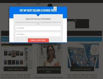 iphonecaptain.com screenshot