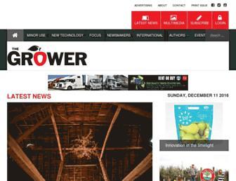 thegrower.org screenshot