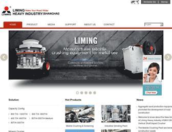 Thumbshot of Shanghai-crusher.com