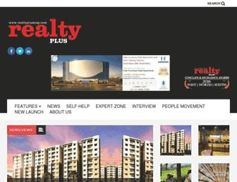 realtyplusmag.com screenshot