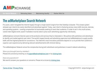 Thumbshot of Ampxchange.com