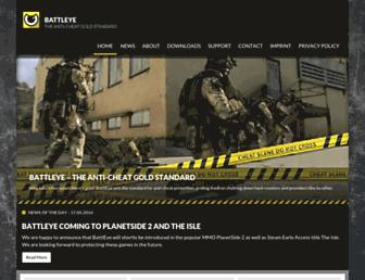 battleye.com screenshot