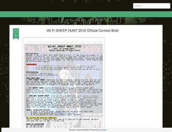 hackvault.blogspot.com screenshot