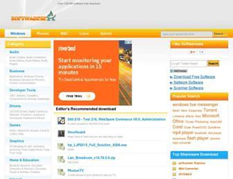 softwaresea.com screenshot