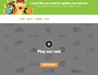 Thumbshot of Carrotcreative.com