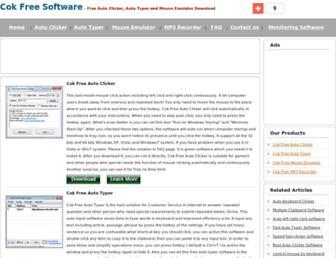 coksoft.com screenshot