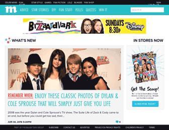 Thumbshot of M-magazine.com