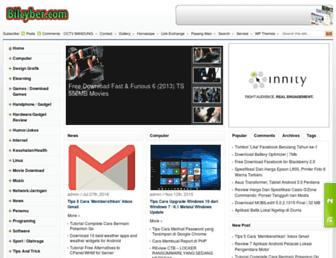 bilcyber.com screenshot