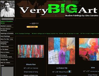 verybigart.com screenshot