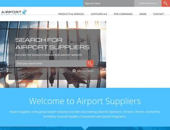 Thumbshot of Airport-suppliers.com