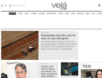 veja.abril.com.br screenshot