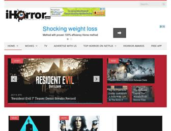 Thumbshot of Ihorror.com
